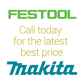 Call Quest for the latest and best prices for Festool, Fein, Starmix, Fox, Smart and Makita power tools from Quest Hardware