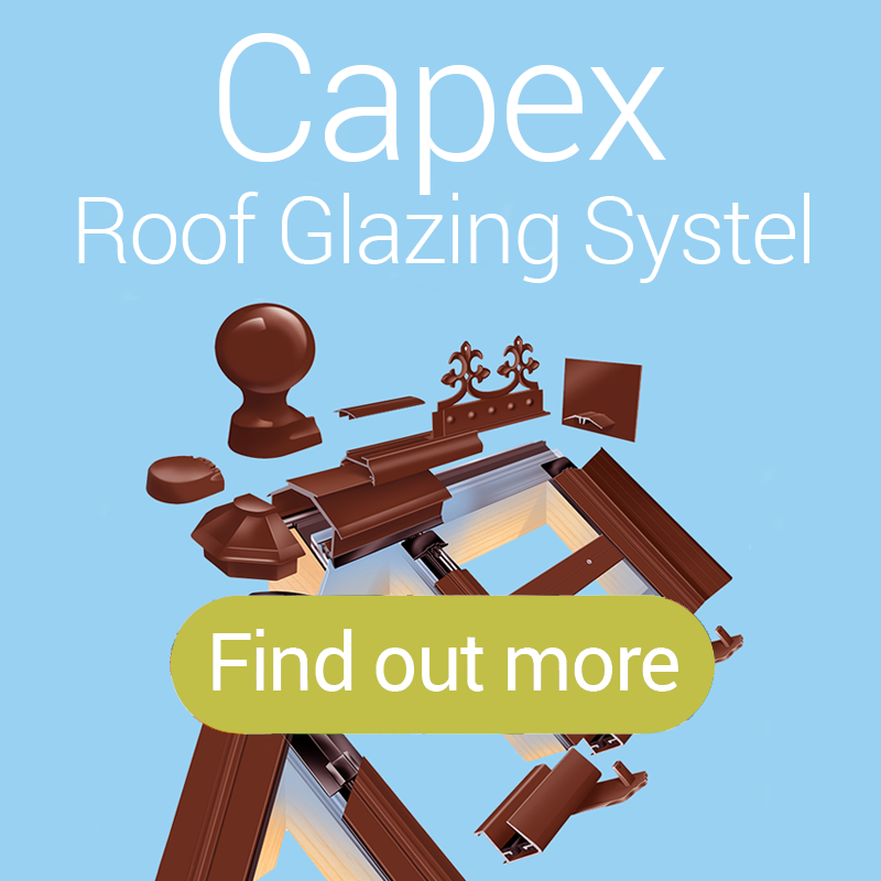 Capex. Roof Glazing System