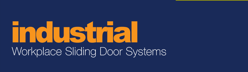 Industrial Sliding Door Systems from Quest Hardware