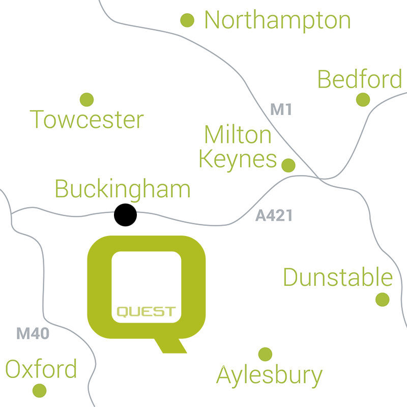 Buckingham Trade Shop Location