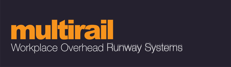 Multirail Workplace Overhead Runway Solutions from Quest Hardware
