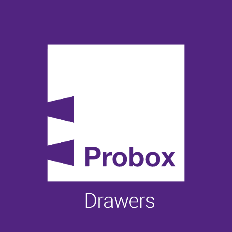 Probox drawers and Doors from Quest Hardware