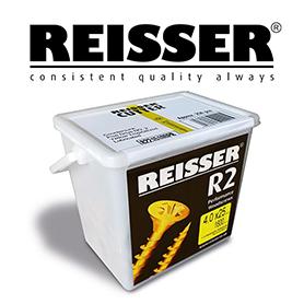 Reisser Screws from Quest Hardware