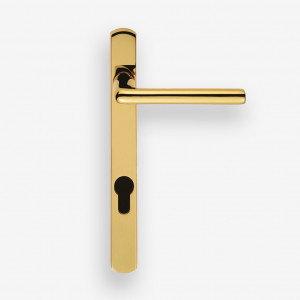 Multipoint Lock Lever Handles