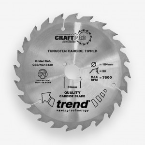 Nail Cutting Saw Blades