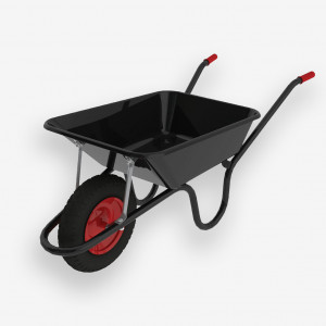 Wheelbarrows and Trucks