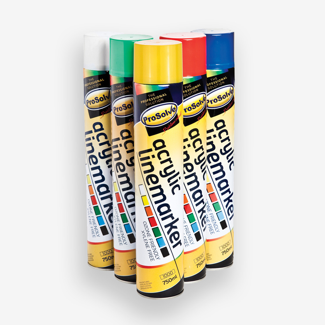 Chalk Lines & Spray Markers