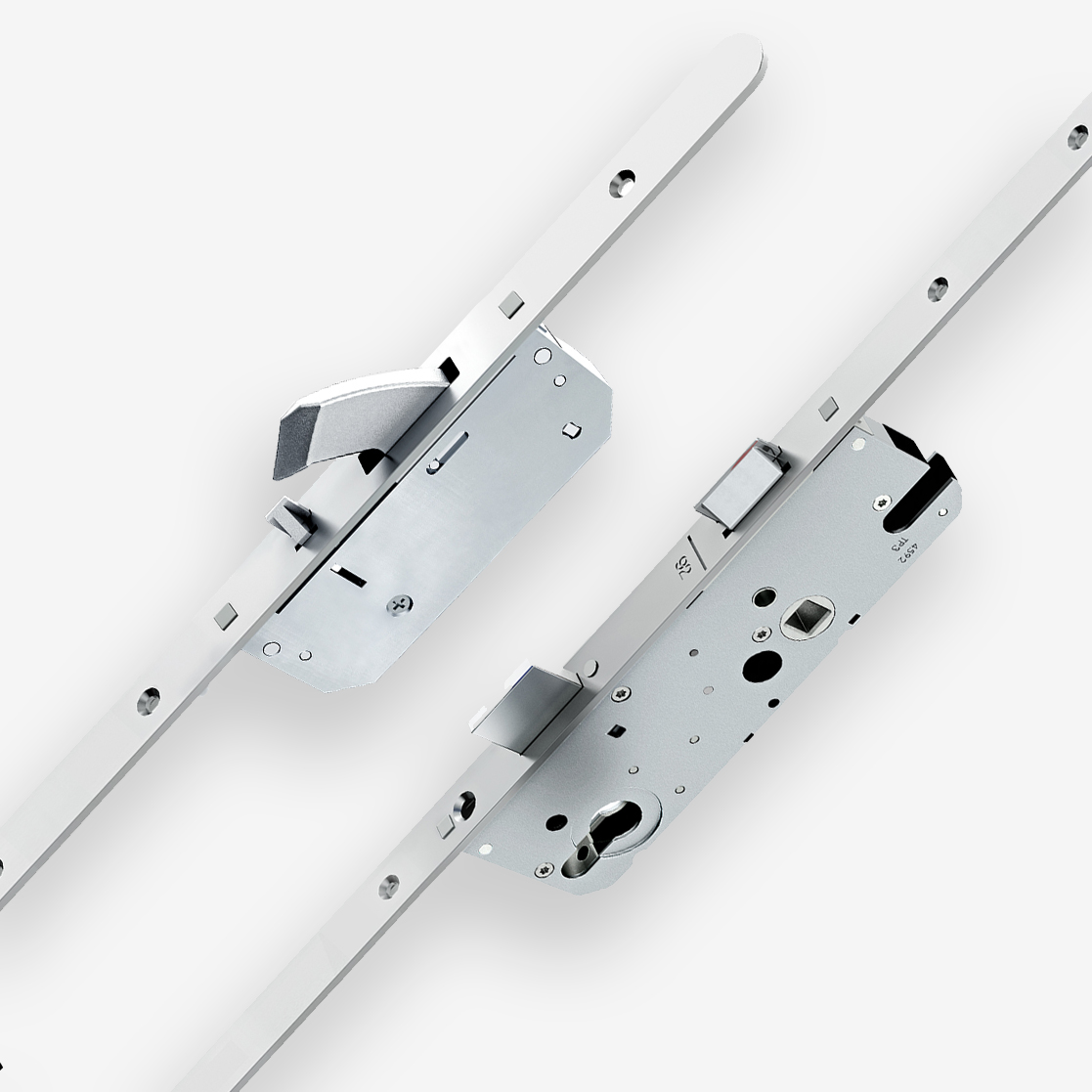 Multipoint Single Door Lock Kits