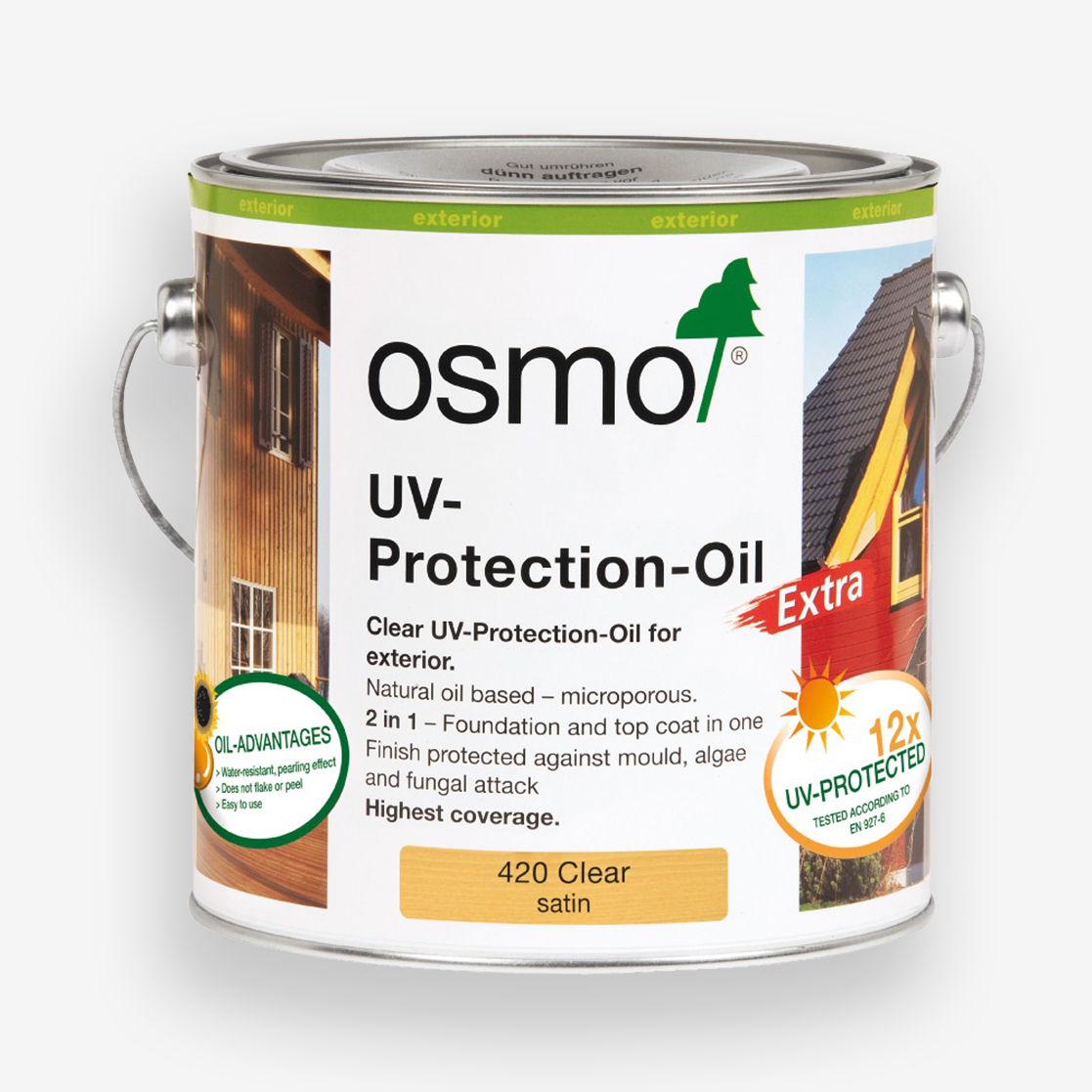 Osmo UV Protection Oil