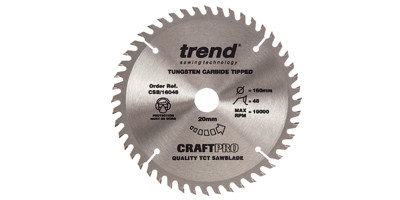 Product Focus: Trend Professional Cement Sawblades