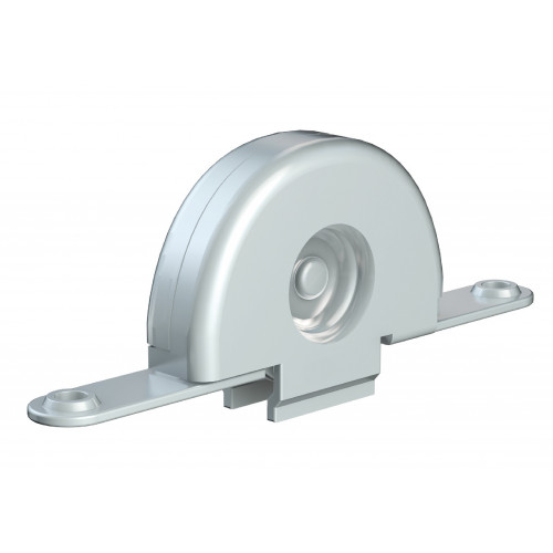 Series Mini Steel Wheel Bottom Guide Runner 15Kg Capacity