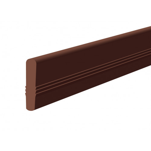 Series Mini 2m Brown Bottom Track Fibre Guide Rail 15kg Capacity