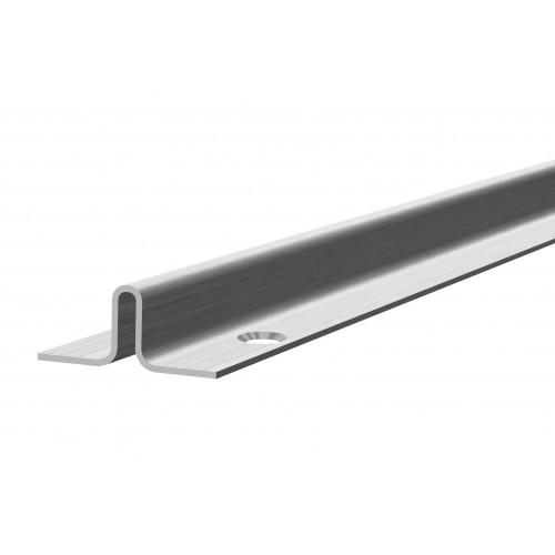 Series Mini 2m Steel Bottom Track Guide Rail 15kg Capactity