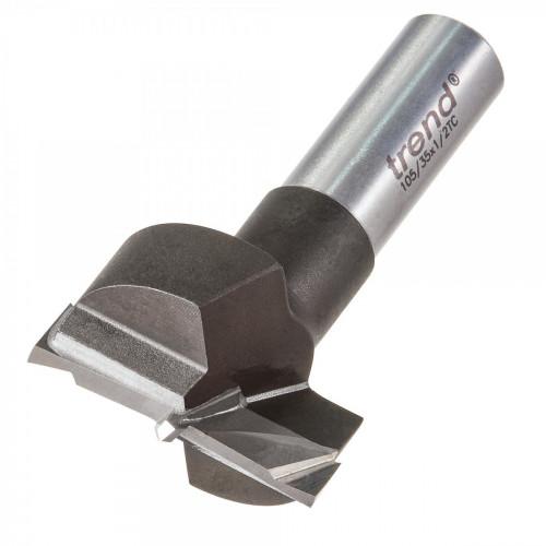 Hinge Hole Router Bit 35mm Diameter Trend