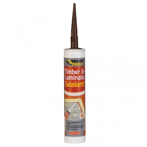 Timber & Laminate Sealant Oak, 290ml