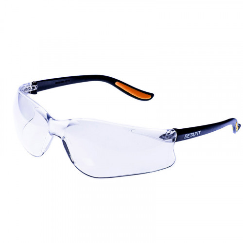 Merano Clear Safety Glasses