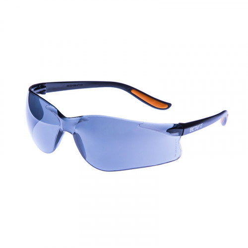 Merano Smoked Safety Glasses