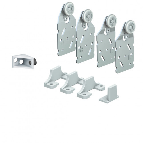 Trakkit Gemini Extra Door Fitting Pack - 2 Aditional Doors