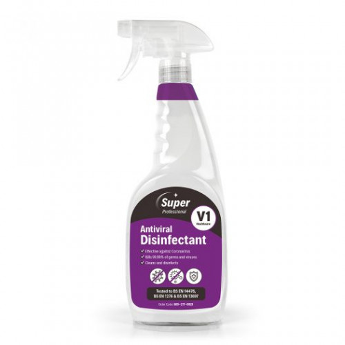 Anti-viral Surface Cleaner Spray