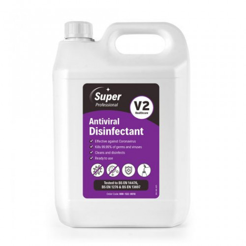 Anti-viral disinfectant 5 litre