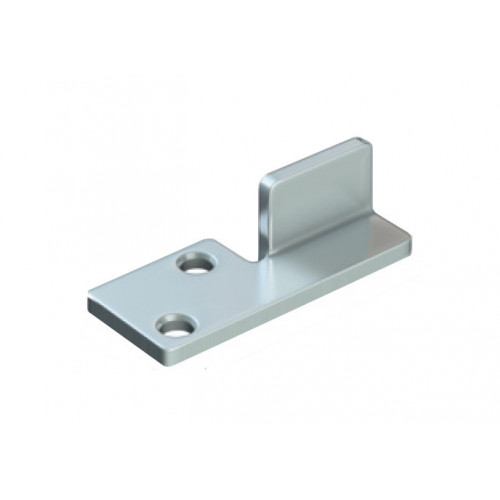 Series 20 Pressed Steel Floor Fixing Steel Guide