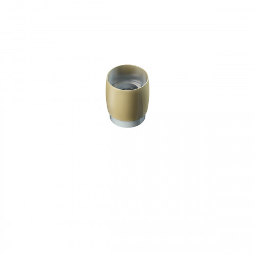 Series 20 14mm Diameter Brass Bottom Guide Roller