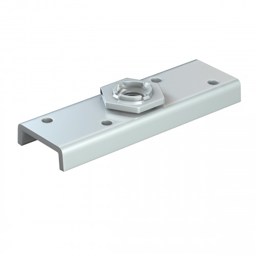 Series 50 Rotating Steel Suspension Plate, M16 Thread