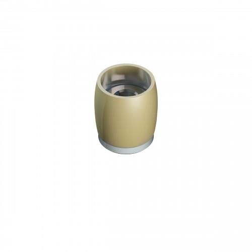 Series 50 20mm Diameter Brass Bottom Guide Roller