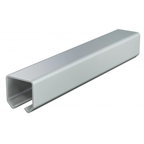 Series 50 1m Galvanized Steel Top Track