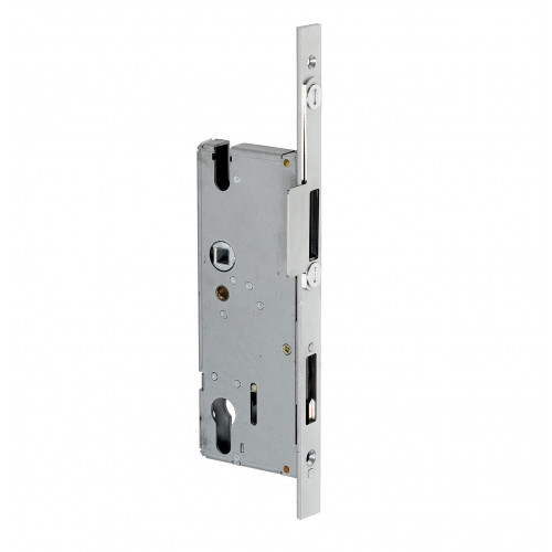 Reliance D30 Slavelock, LH, 45mm Backset, 22mm Latchplate, 20mm Square End Faceplate