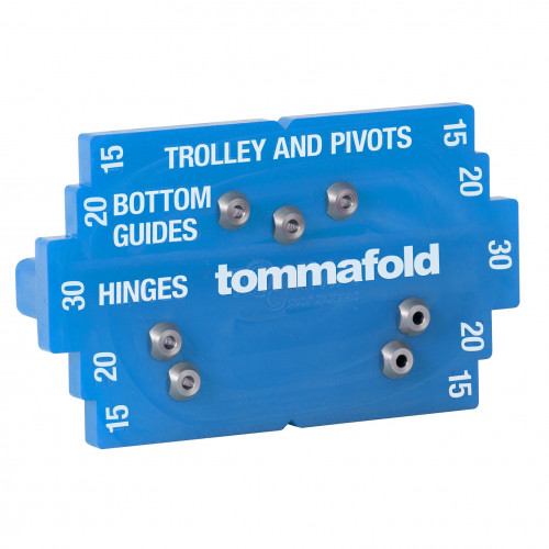 Tommafold Hinge Drill Jig