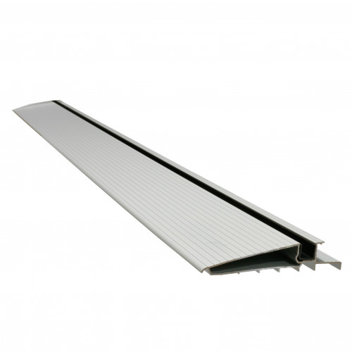 Tommafold Aluminium Bottom track with Self-Draining Sill