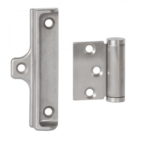 Tommafold Security Hinge Satin Stainless Steel