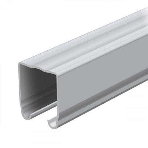 Series 70 1m Galvanized Steel Top Track