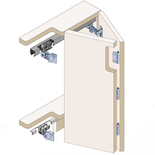 FurnFold Sliding Cabinet System