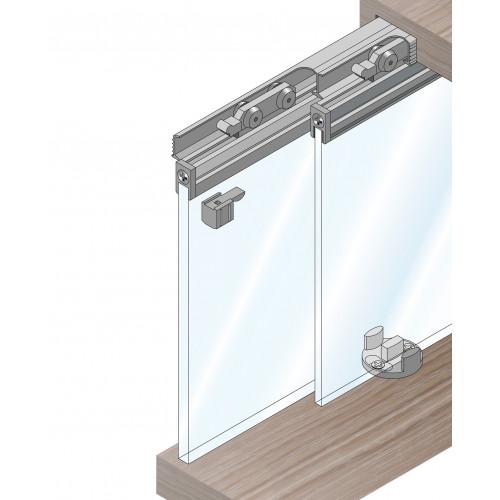 FurnGlass Cabinet Sliding System
