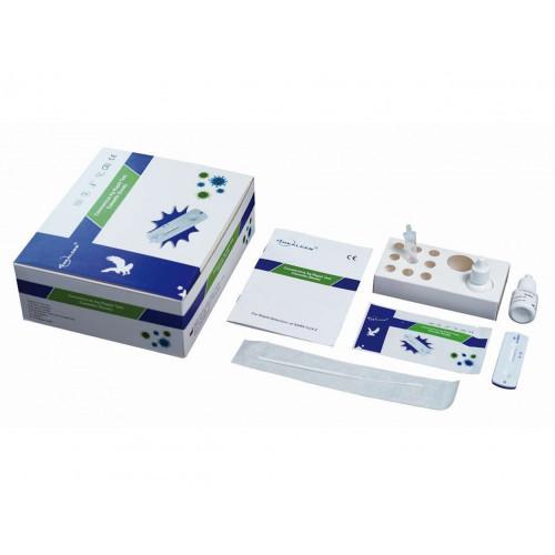 Covid-19 Healgen Rapid Test UK Gov Approved 20/pk