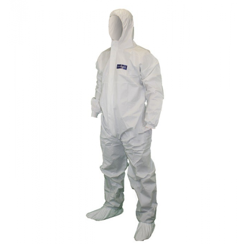 ChemSplash Type 5/6 Disposable Coverall, XL