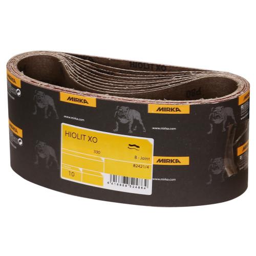 Abrasive Portable Sanding Belts 100mm × 610mm 150 Grit