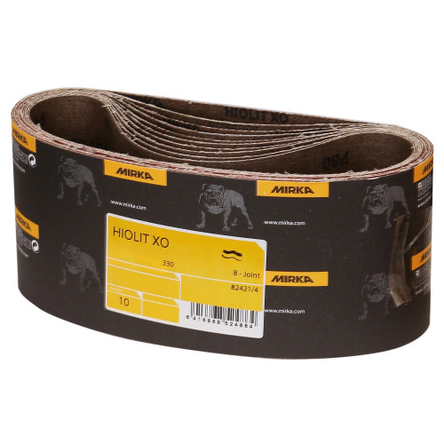 Abrasive Portable Sanding Belts 100mm × 610mm 150 Grit