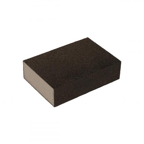 Abrasive Foam Sanding Block 100mm × 70mm 100 Grit