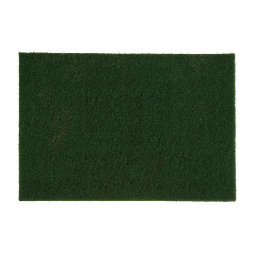 Abrasive Pad Non-Woven Green General Purpose 152mm × 229mm 360G