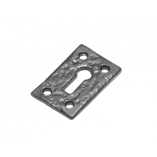 Kirkpatrick 1502 Escutcheon Open Black Antique