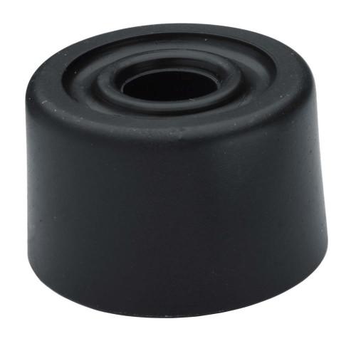 Door Stop Rubber 30mm Black