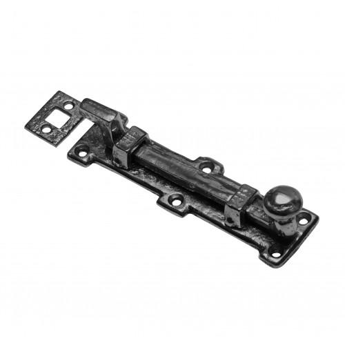 Kirkpatrick 1155 Cranked Bolt Black Antique 152mm