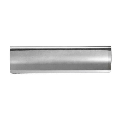 Letter Tidy Internal Curved 355 × 127mm Polished Chrome