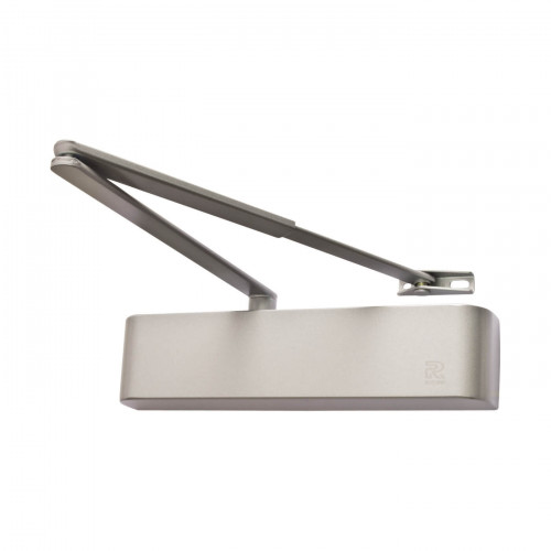 Door Closer Overhead Surface Mounted 4000 Series Silver