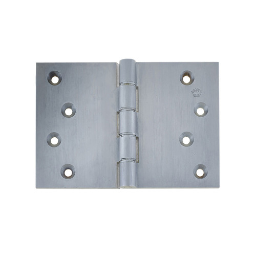 Projection Hinges Pairs Double Phospher Bronze Washered Satin Chrome