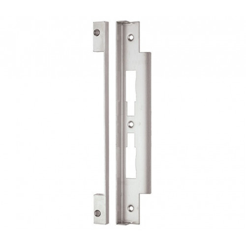 Rebate Set To Suit DIN Lock Satin Stainless Steel