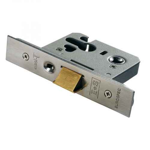 Euro Mortice Nightlatch Case 64mm - Order Cylinder Seperately